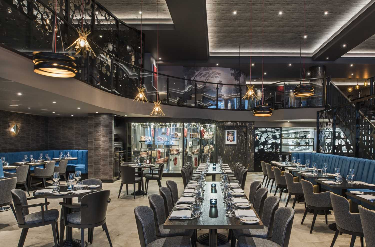 2 Annual Private Memberships to M Den in London Become a DEN member for a year! M Restaurants - Image 2 of 2