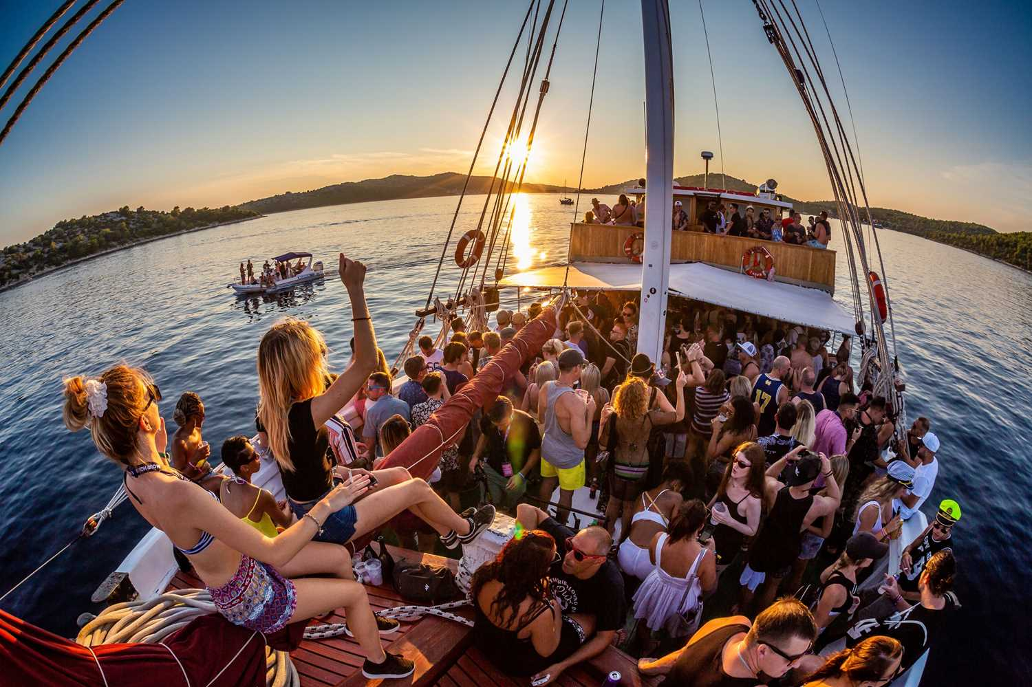 The Ultimate Music Festival Experience for 2 at Defected Croatia 2021, Plus Flights, Accommodation - Image 5 of 5