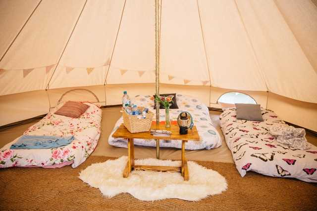 Events Under Canvas for 6 People, Delivered to Private Location in Essex,Suffolkor Norfolk Your - Image 2 of 2