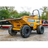 Thwaites 9 tonne straight skip dumper  Year: 2008 S/N: B5246 Recorded Hours: Hour clock not working