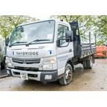 Mitsubishi Canter 7C15 7.5 tonne tipper Registration Number: HX13 YOP Date of Registration: 13/03/