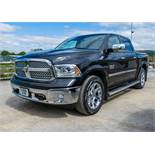 Dodge Ram 1500 4wd 3.0 eco diesel double cab pick up  Reg No; EU 66 AYM  Date of UK Reg; 01/11/