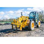 JCB 533-105 10.5 metre telescopic handler Year: 2004 S/N: 1067733 Recorded Hours: Not displayed (