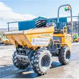 Benford Terex HD1000 1 tonne high tip dumper Year: 2003 S/N: E301HM826 Recorded Hours: Not displayed