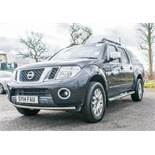 Nissan Navara Outlaw DCi Auto 3.0 V6 diesel 4 wheel drive pick up Registration Number: SY14 FAU Date