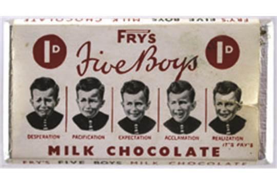 Frys Five Boys Shop Dumm Bar Of Chocolate 35 By 2ins