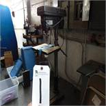 Central Machinery Pedestal Drill Press