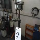 Intergram Pedestal Drill Press