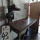 (Lot) Delta Radial Arm Saw w/ Tables