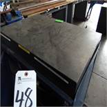 Granite Surface Plate w/ Stand, 24'' x 36''