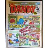 Vintage 17 x Comics Dandy 1993 - 1995