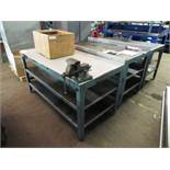 (3) Workbenches with Vises