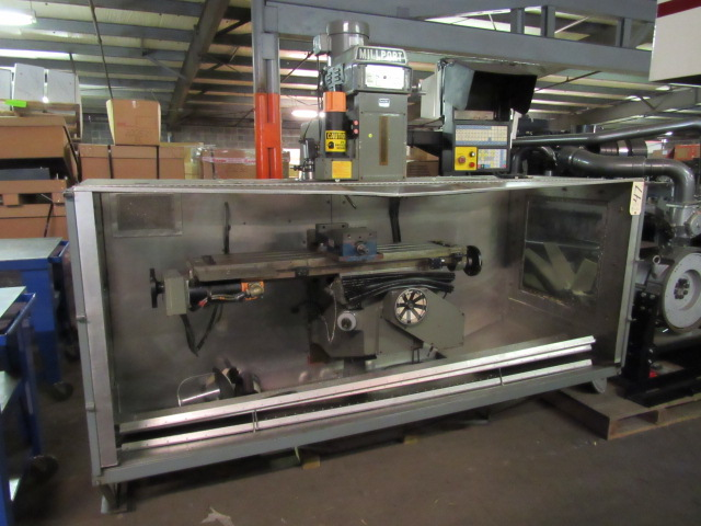 Millport 3-Axis CNC Milling Machine - Image 3 of 5
