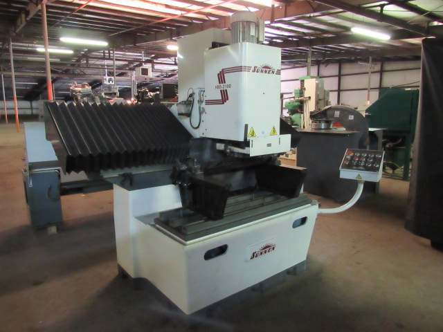 Sunnen Model HBS 2100-D Head & Block Resurfacing Machine - Image 2 of 5