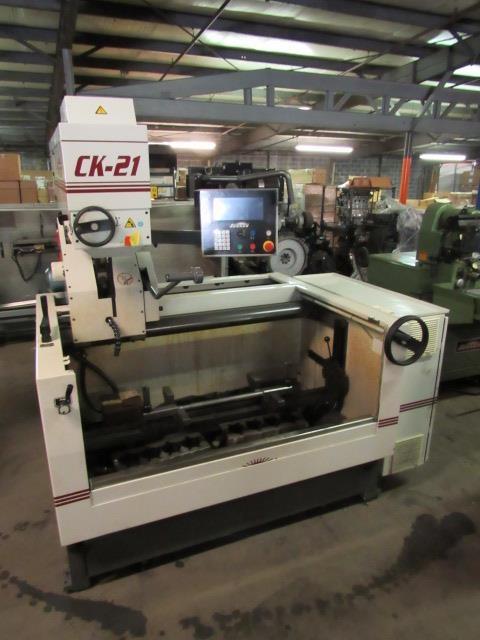 Sunnen Model CK-21-D Automatic Vertical Honing Machine - Image 4 of 6