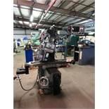 Clausing Kondia Model FV-1 3-Axis CNC Vertical Milling Machine