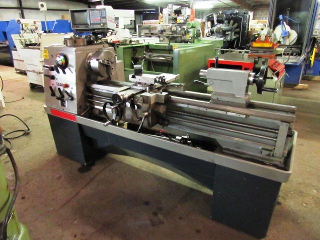 Clausing-Colchester 15'' Engine Lathe