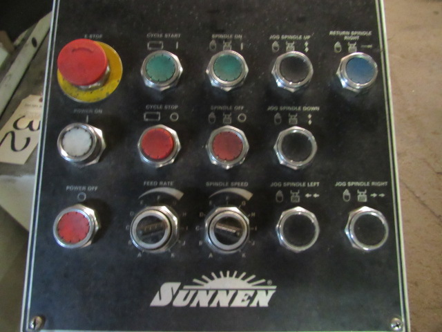 Sunnen Model HBS 2100-D Head & Block Resurfacing Machine - Image 4 of 5