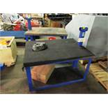 (2) AXE Equipment Workstations