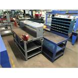 (2) Workbenches with Vises