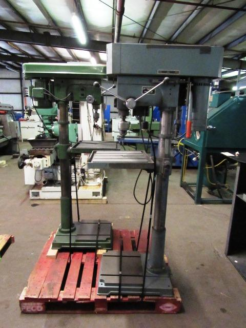 Ellis Model 90DP-2 Variable Speed Drill Press