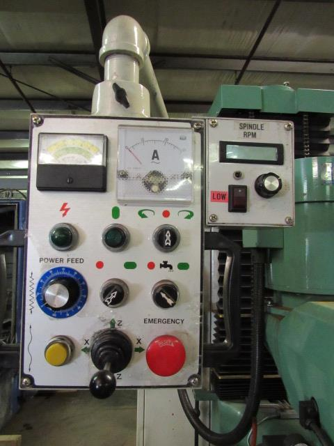 V10 Automotive Model BM-2V-86V Vertical Milling Machine - Image 4 of 6