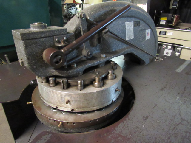 Rotex Model 20C3-50 24-Station Turret Punch, sn: 39934 - Image 4 of 5