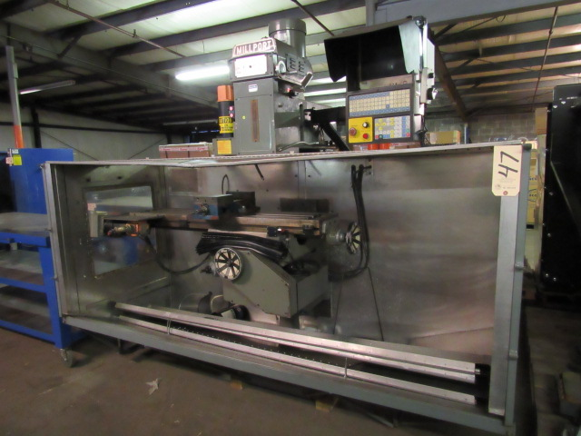 Millport 3-Axis CNC Milling Machine - Image 2 of 5