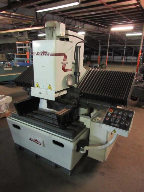 Sunnen Model HBS 2100-D Head & Block Resurfacing Machine - Image 3 of 5