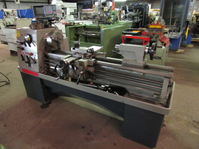 Clausing-Colchester 15'' Engine Lathe - Image 2 of 7