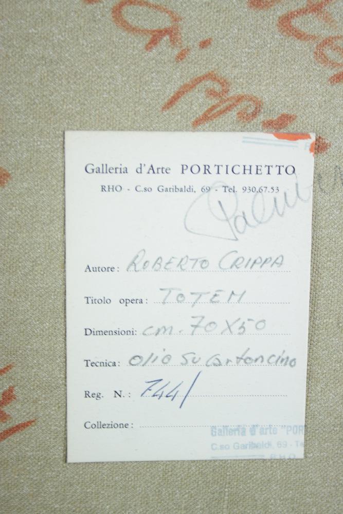 Lot 3 - Roberto Gaetano Crippa (Monza 1921 - Bresso 1972)