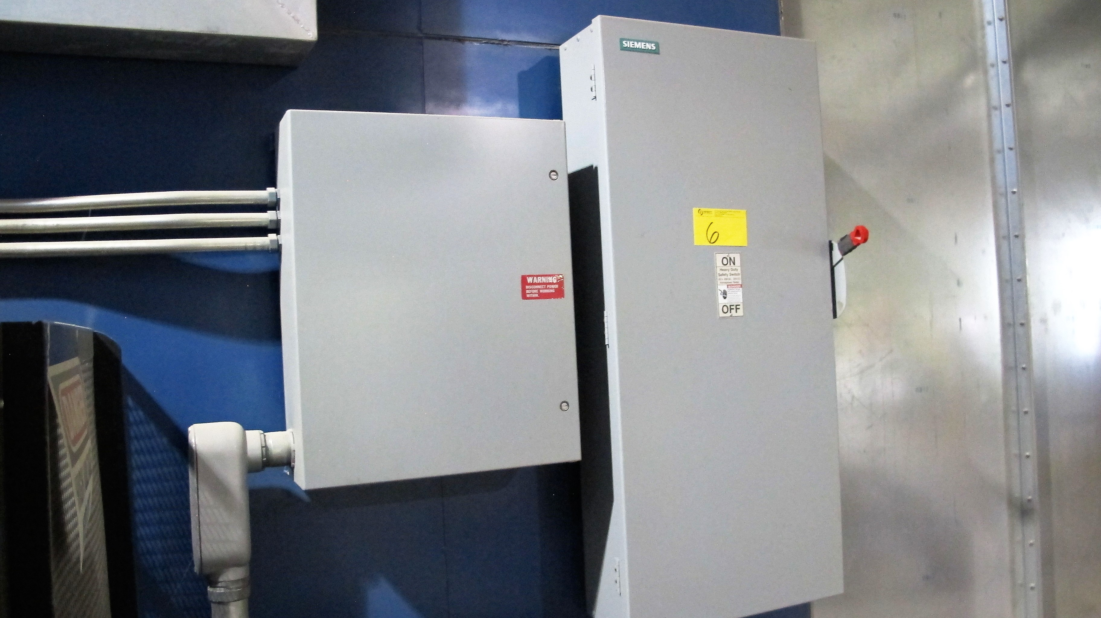 Lot 6 - LOT OF (2) NUTRO CONVECTION/IR FLOW THROUGH OVEN, S/N 35584-13 CONSISTING OF: