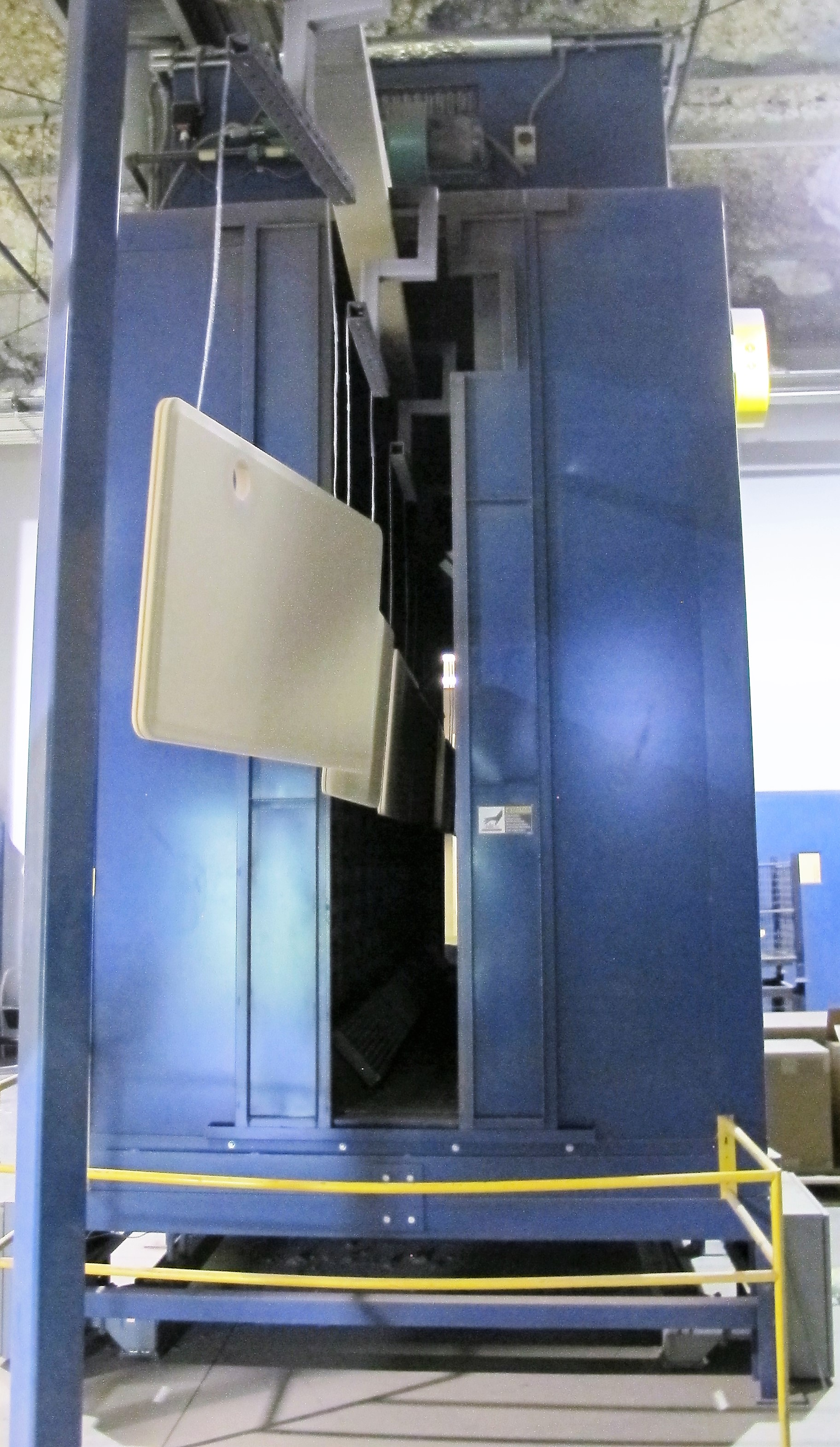 Lot 1 - EN-BLOC POWDER COATING PAINT LINE & OVEN SYSTEM CONSISTING OF LOTS 2 THROUGH 7A (SUBJECT TO