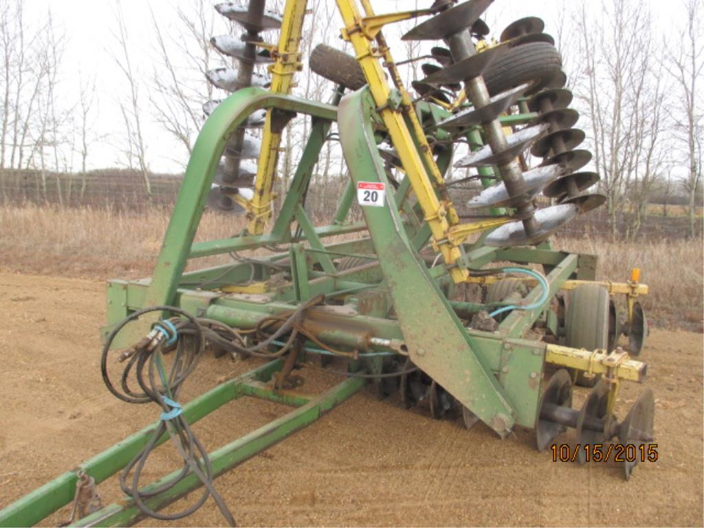 Lot 21A - 790 NH forage harvester