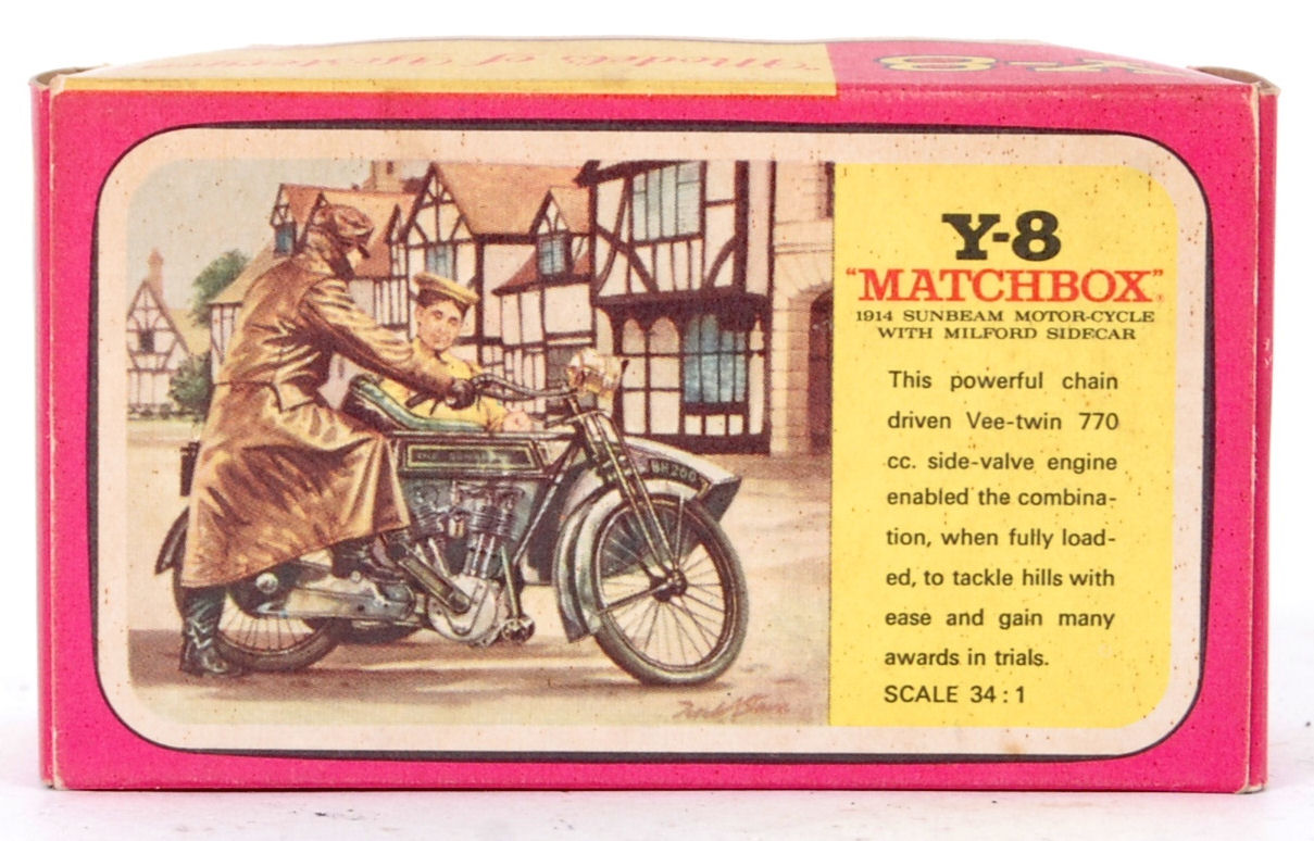 Lot 36 - MATCHBOX