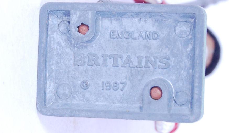 Lot 35 - BRITAINS