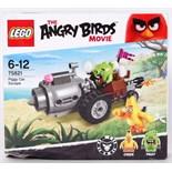 Lot 23 - ANGRY BIRDS MOVIE LEGO SET