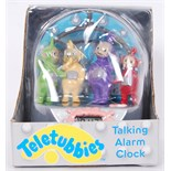Lot 17 - TELETUBBIES ALARM CLOCK