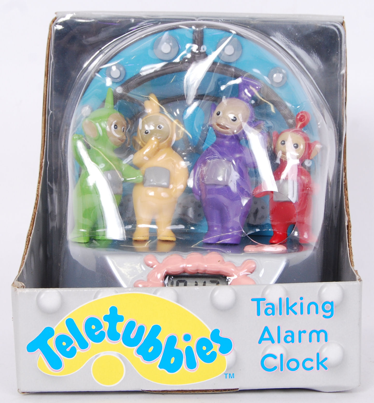Lot 17 - TELETUBBIES ALARM CLOCK
