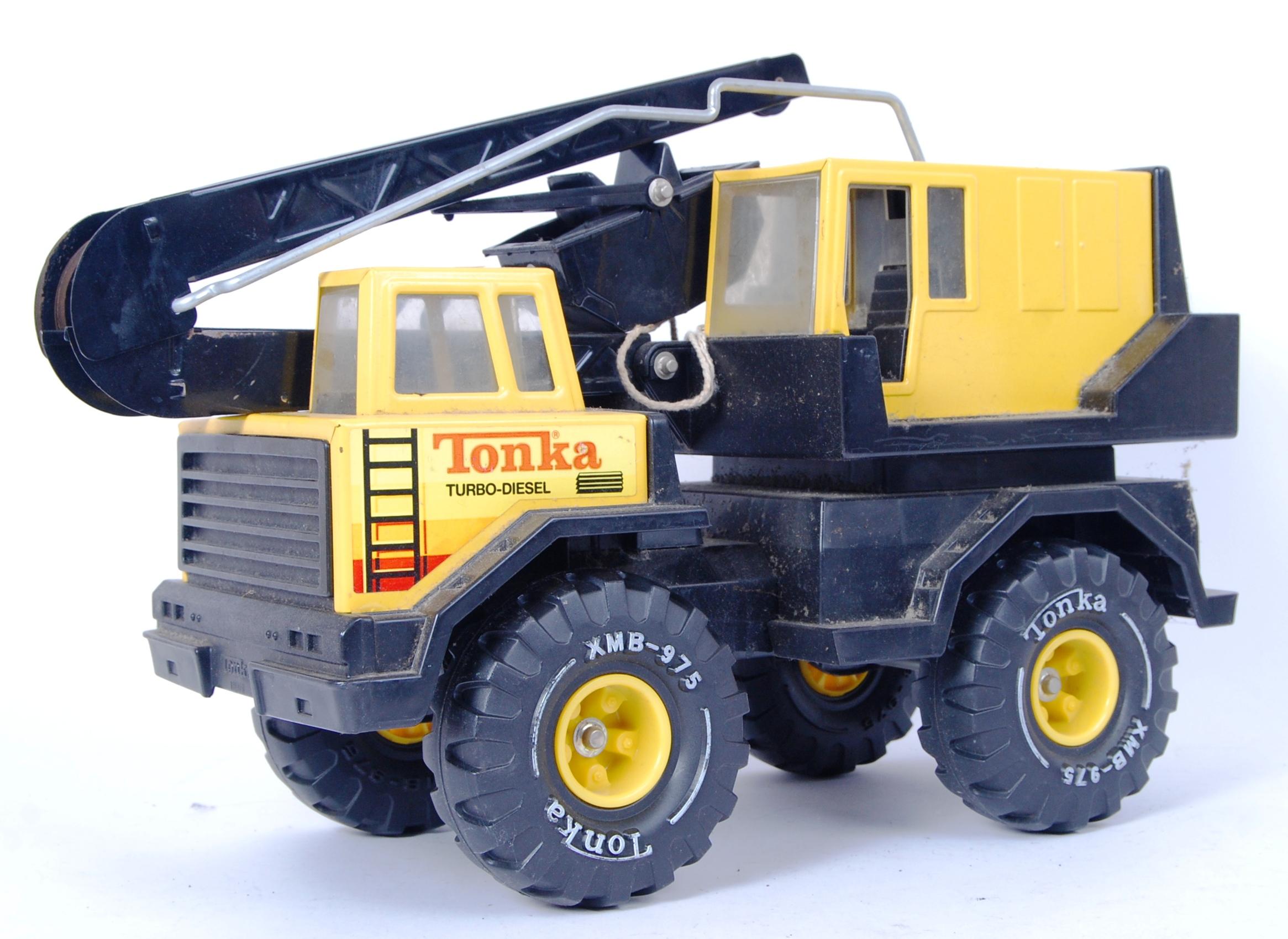 Lot 50 - TONKA CRANE