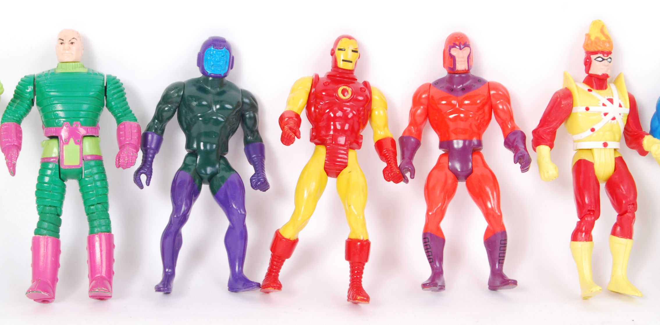 Lot 44 - MARVEL FIGURES
