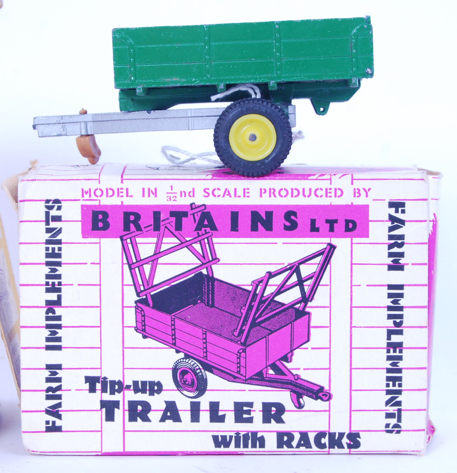 Lot 15 - BRITAINS