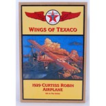 Lot 32 - WINGS OF TEXACO