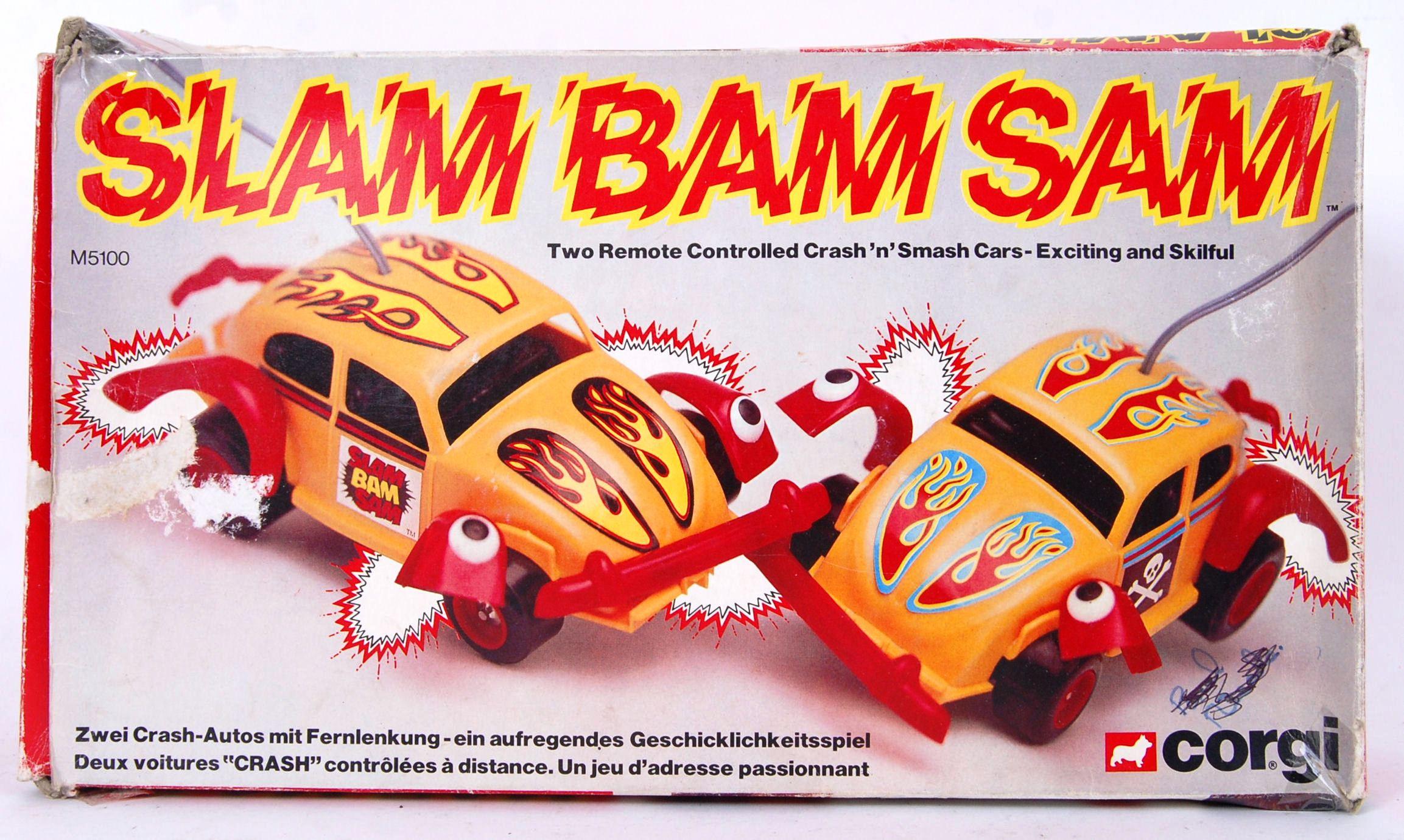 Lot 28 - CORGI SLAM BAM SAM