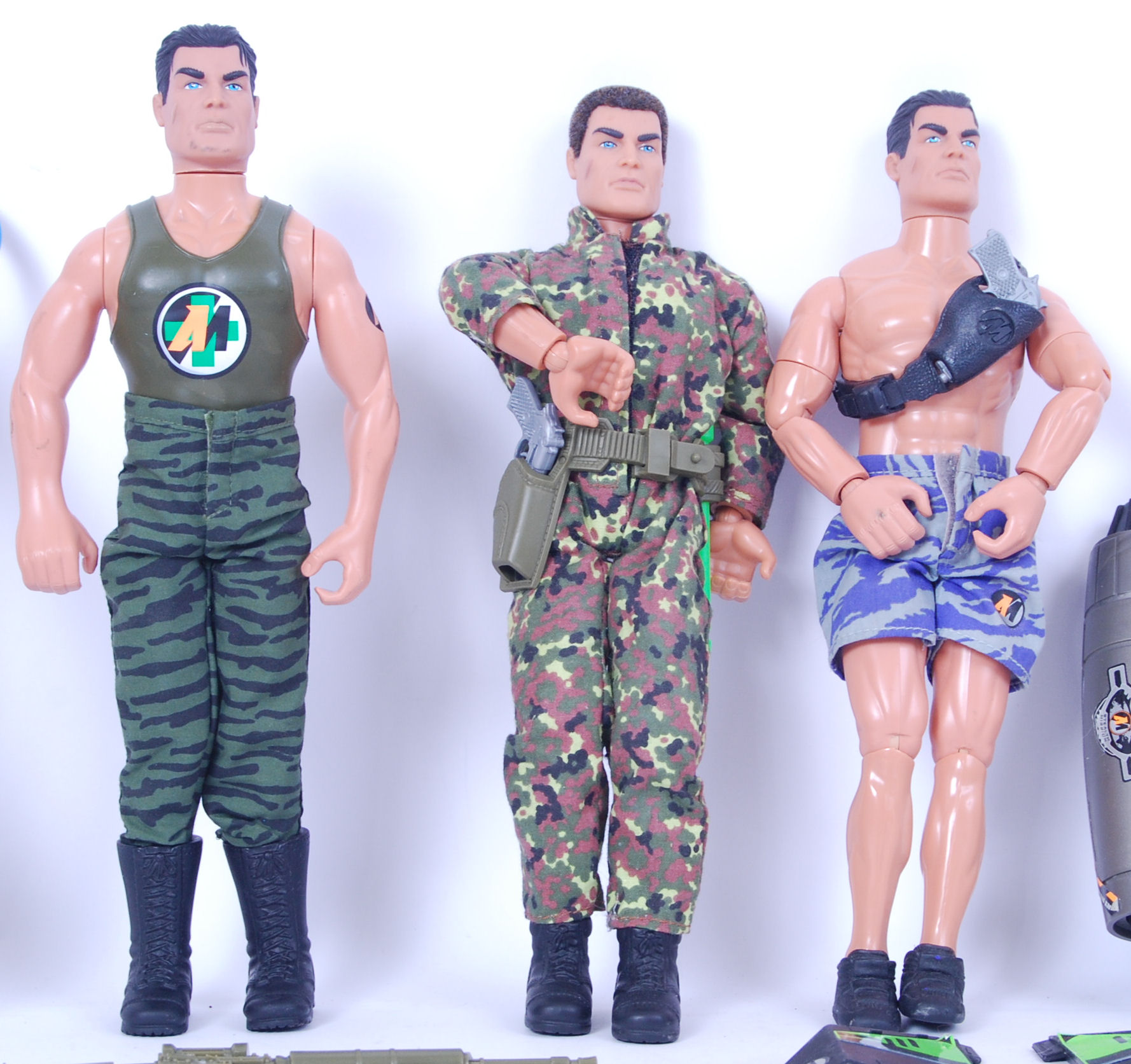 Lot 47 - ACTION MAN & ACCESSORIES