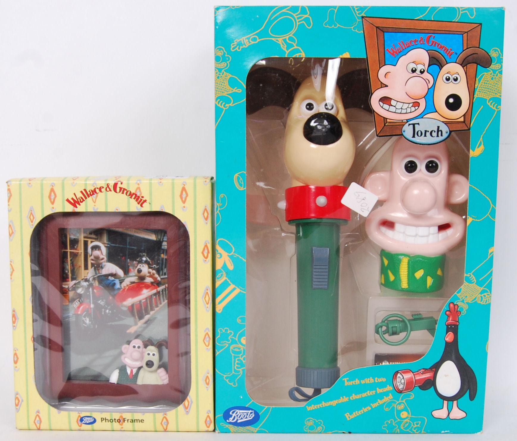 Lot 20 - WALLACE & GROMIT