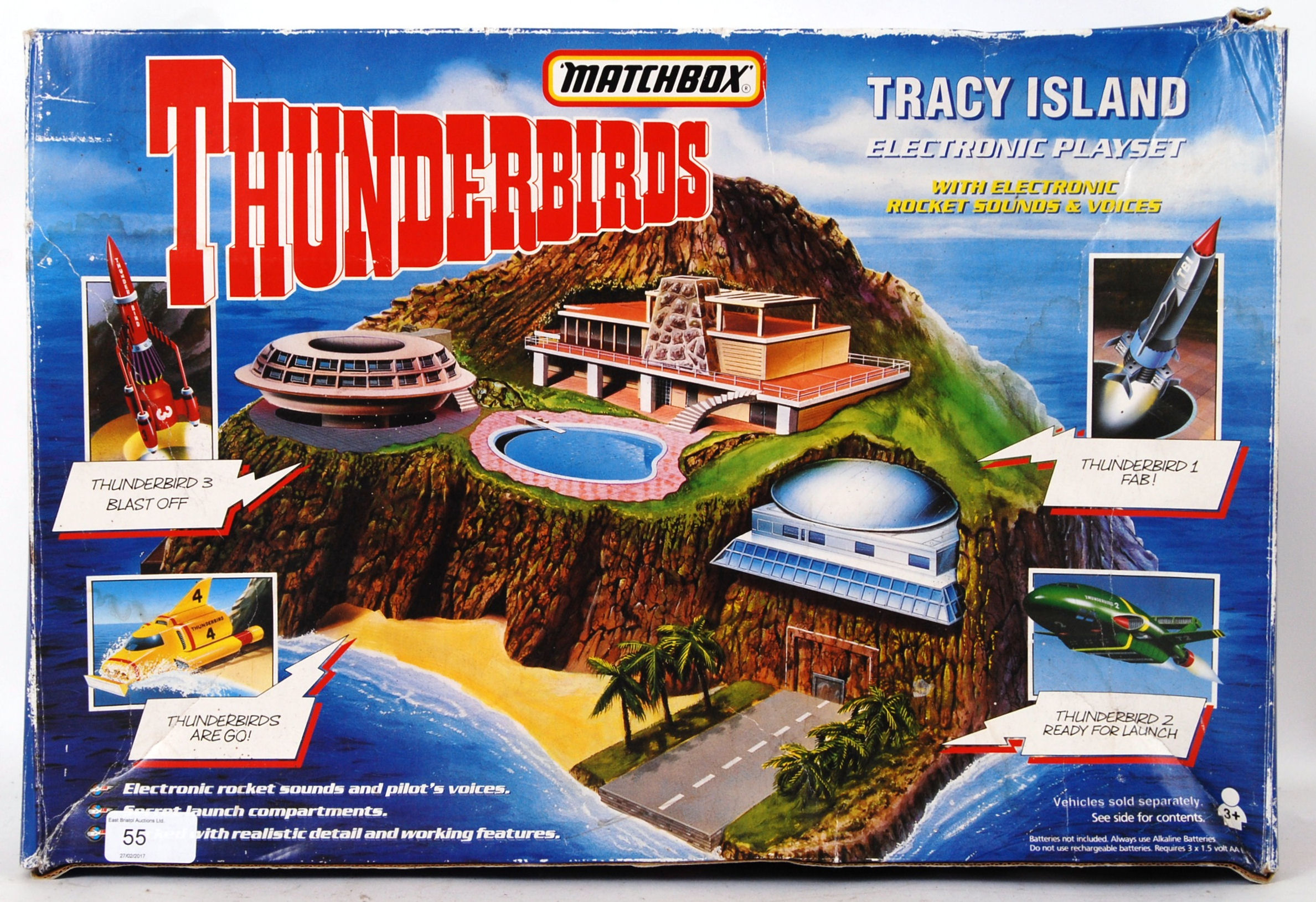 Lot 55 - MATCHBOX TRACEY ISLAND