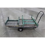 "(2) Roller Conveyer Table 24"" x 36"" and 24"" x 60"""