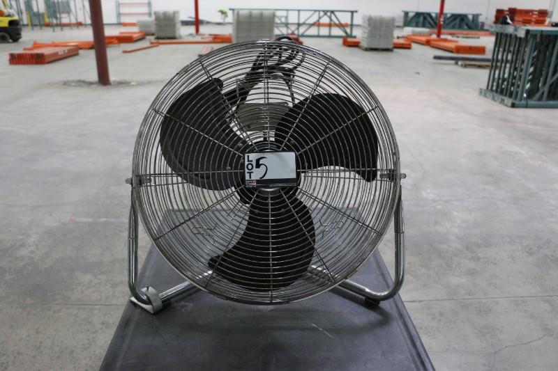 """Lot 5 - 20"""" Electric Fan"""