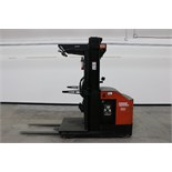 BT Prime Mover OPX30 Order Picker, electric, 3000lb capacity, s/n OPX3033086001, with battery &